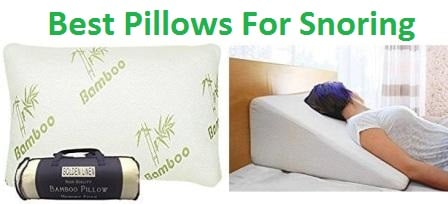 Pillows for Snoring