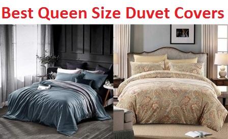 Top 15 Best Queen Size Duvet Covers In 2020