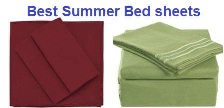Top 15 Best Summer Bed sheets in 2019