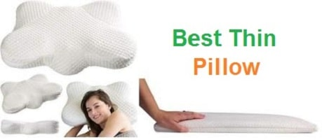 Top 15 Best Thin Pillows in 2019