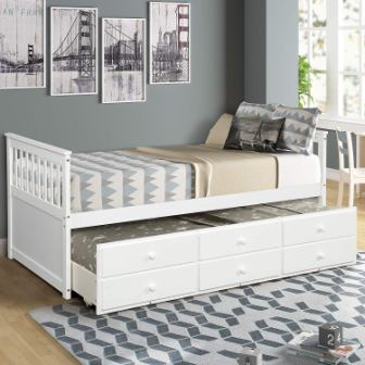 Top 15 Best trundle beds in 2019