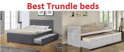 Top 15 Best Trundle Beds In 2020