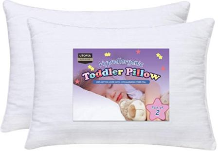 Utopia Bedding Dreamy Baby Pillow
