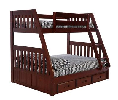2818-2892 Twin Over Full Bunk Bed from Discovery World Furniture