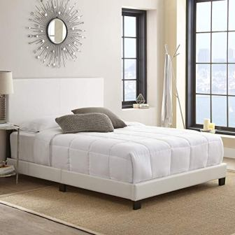 Boyd Sleep Montana Leather Bed Frame