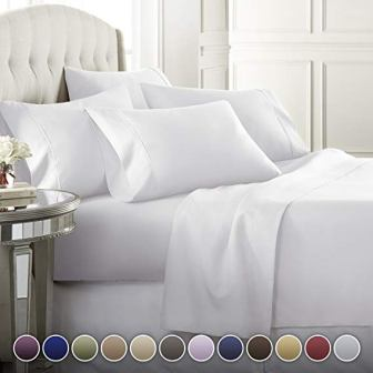 Danjor Linens 1800 Series Premium Bed Sheets Set