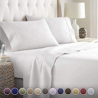 HC Collection Platinum Collection 1800 Series Bedding Set