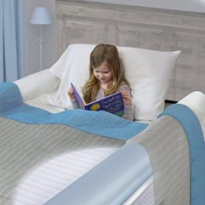 Inflatable Bed Bumpers for Toddlers