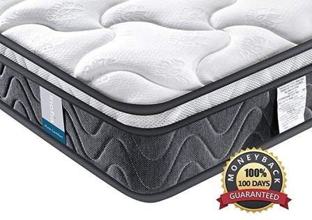 Inofia Sleeping Super Comfort Hybrid Mattress Set