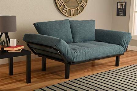 Kodiak Best Futon Lounger Sit Lounge Sleep Smaller Size Furniture