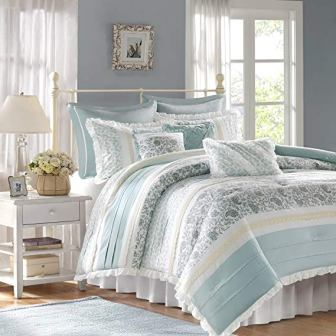 Madison Park Dawn 9 Piece King Comforter Set