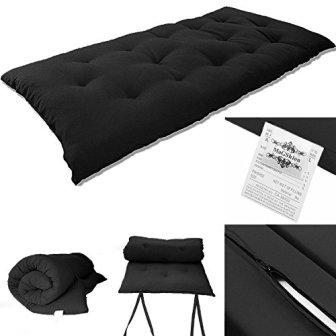 Magshion BK27 Tatami Floor Mat Japanese Rolling Thai Massage Bed Futon Mattresses