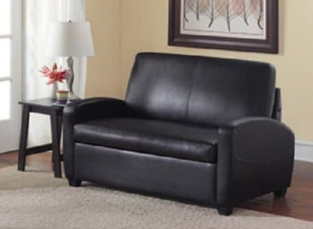 Mainstay Sofa Sleeper Convertible Couch Loveseat Chair Recliner Futon