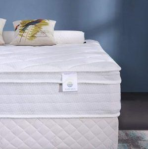 Oliver Smith Organic Cotton Firm Mattress