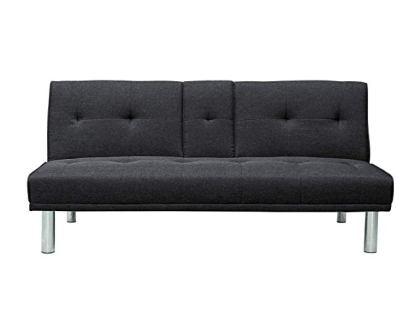 Pearington Futon Living Room Furniture – Multi Position Futon Sofa and Couch