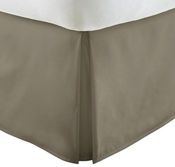 Pleated Bed Skirt – Simply Soft
