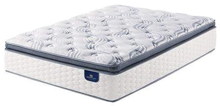 Serta Perfect Sleeper Select Super Pillow Top 500 Innerspring Mattress, King