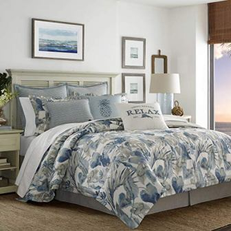 Tommy Bahama 221193 Raw Coast King Comforter Set