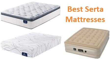 Top 15 Best Serta Mattresses In 2020