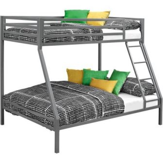 Top 15 Best Twin over Full Bunk Beds in 2019