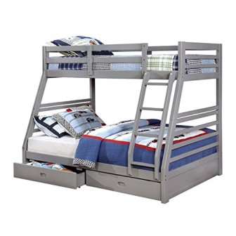 Twin Over Full Bunk Bed from BOWERY HILL