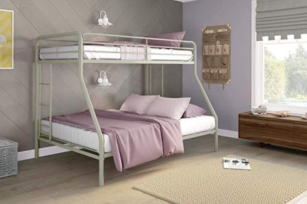 Twin-Over-Full Bunk Bed from DHP
