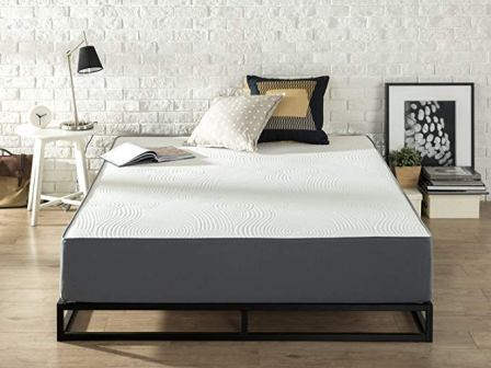 Zinus 10″ Viscolatex Memory Foam Mattress