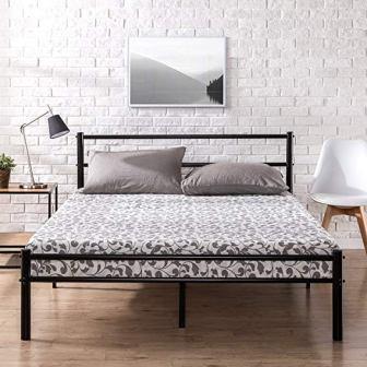 Zinus Geraldine Metal Bed Frame
