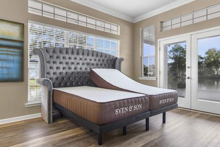"Mattress, Bed in a Box, 10"" Luxury Cool Gel Memory Foam from Sven & Son"