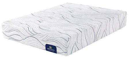 Perfect Sleeper Plush 700 Memory Foam Mattress from Serta