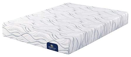 Serta Perfect Sleeper Luxury Firm 400 Memory Foam Mattress, King