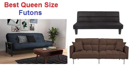Top 15 Best Queen Size Futons In 2020