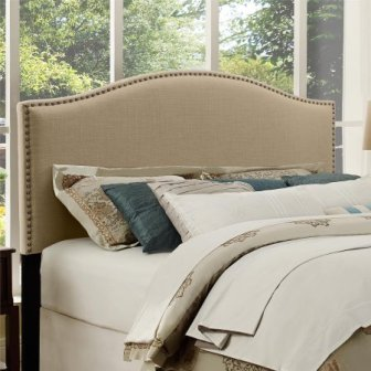 Better Homes and Gardens Grayson Linen Upholstered Headboard