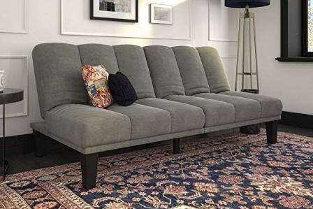DHP Hamilton Estate Premium Futon Sofa Sleeper