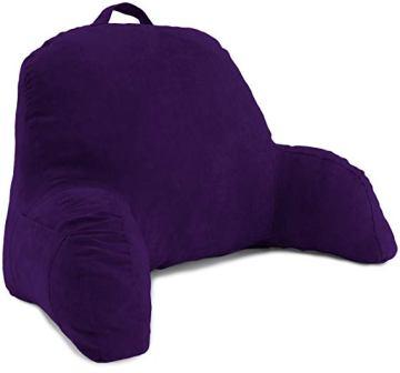 Deluxe Comfort Microsuede Bed Rest