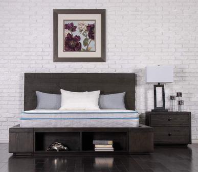 Dreamfoam Bedding Doze 9-Inch Eurotop Medium Comfort Mattress