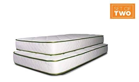 Dreamfoam Bedding Slumber Essentials Premium Foam 7-Inch Twin Mattress