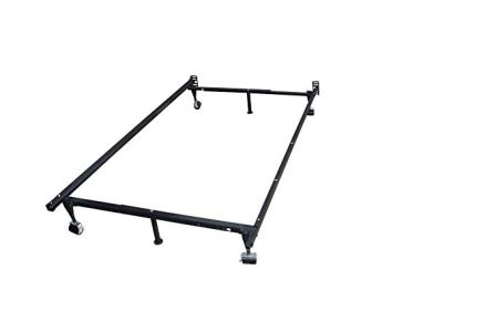 Fit2Lock Metal Twin Bed Frame