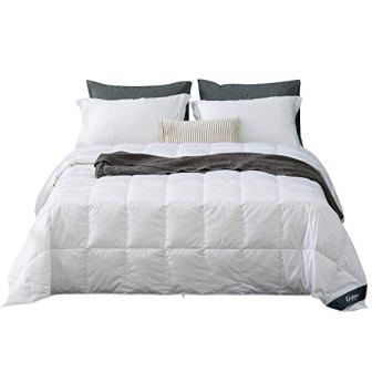 Globon White Goose Down Comforter