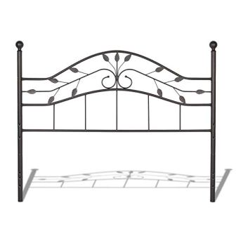 Leggett & Platt Sycamore Metal Headboard Panel