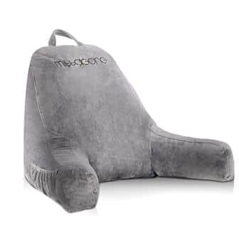 Mittagong Backrest Reading Pillow with Arms