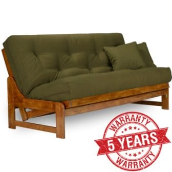 factory price 79bfd 1f1d6 Top 15 Most Durable Futon Sofa Beds in 2019 - Ultimate Guide