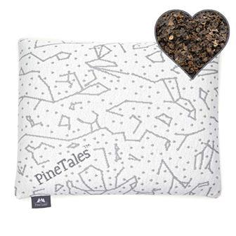 PineTales Buckwheat Hulls Pillow