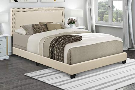 Pulaski DS-A123-290-104 Upholstered Queen Bed