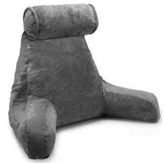Springcoo Reading Pillow-Shredded Foam Reading Pillow