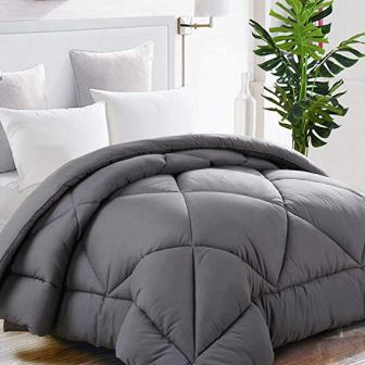 TEKAMON All-Season Queen Comforter