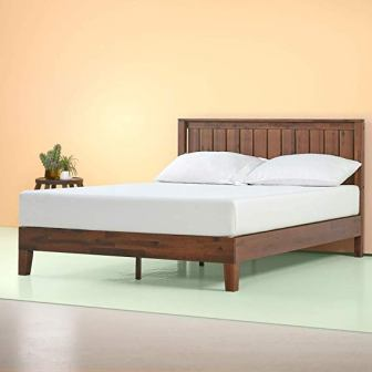 Top 15 Best Bed Frames With Headboards In 2019