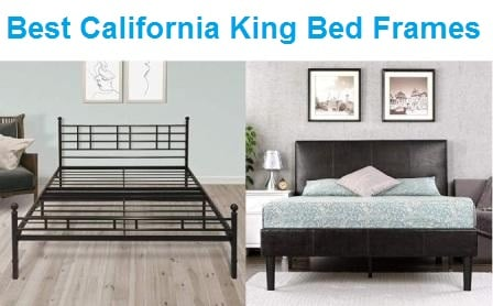Top 15 Best California King Bed Frames In 2020