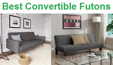Top 15 Best Convertible Futons In 2020