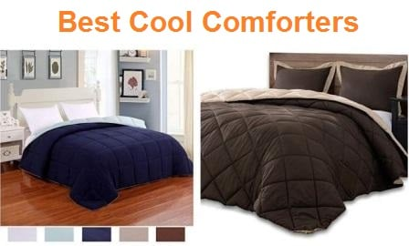 Top 15 Best Cool Comforters in 2019